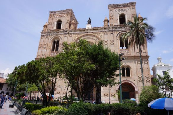 5 Things You Can't Miss In Cuenca's Cathedral of Immaculate Conception